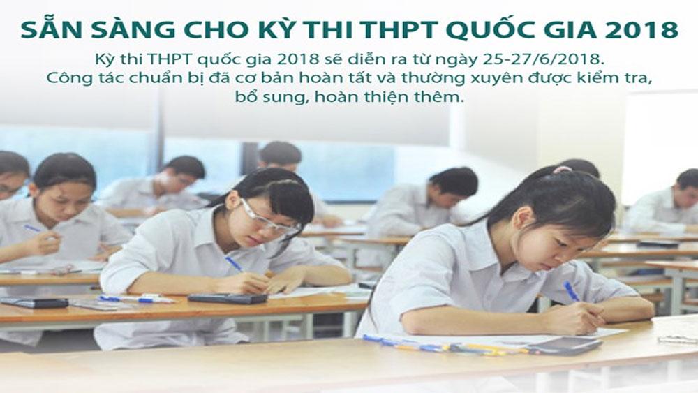 Sẵn sàng cho kỳ thi THPT Quốc gia 2018